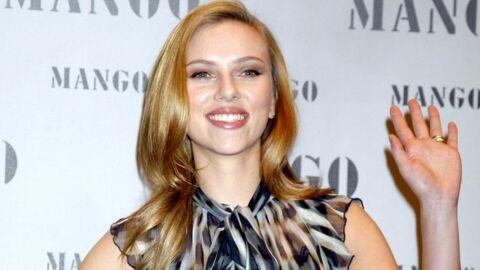 Scarlett Johansson, trois mecs en même temps?
