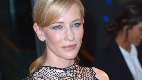 L'actrice Cate Blanchett devient réalisatrice