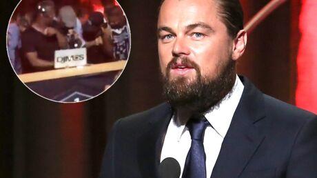 VIDEO Leonardo DiCaprio rappe en boîte de nuit avec Jamie Foxx