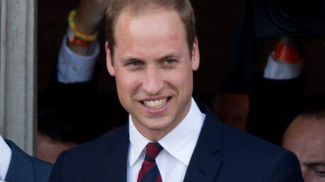 Le prince William donne des nouvelles de Kate et plaisante au sujet de leur fils George