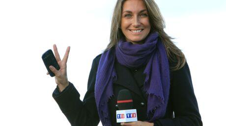 Anne-Claire Coudray explique pourquoi elle n'a pas eu un mot pour Claire Chazal dans son JT