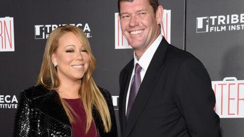 PHOTOS Mariah Carey officialise avec son nouveau compagnon sur le tapis rouge