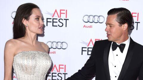 Comment Angelina Jolie a annoncé à Brad Pitt qu'ils devaient divorcer