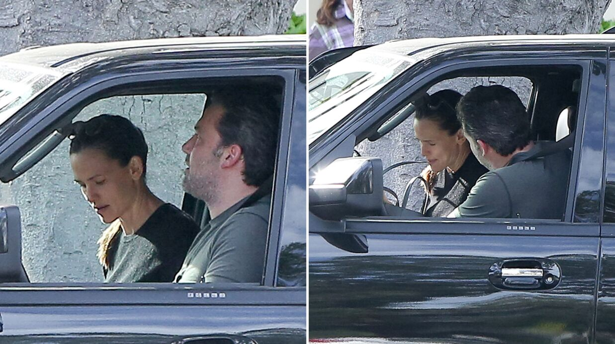 PHOTOS Jennifer Garner s'effondre en larmes après une grosse dispute avec Ben Affleck
