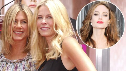 VIDEO La meilleure amie de Jennifer Aniston traite Angelina Jolie de «P*TAIN DE FOLLE»