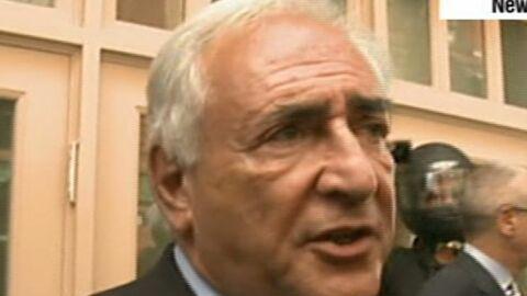 VIDEO Affaire Diallo: Dominique Strauss-Kahn a parlé