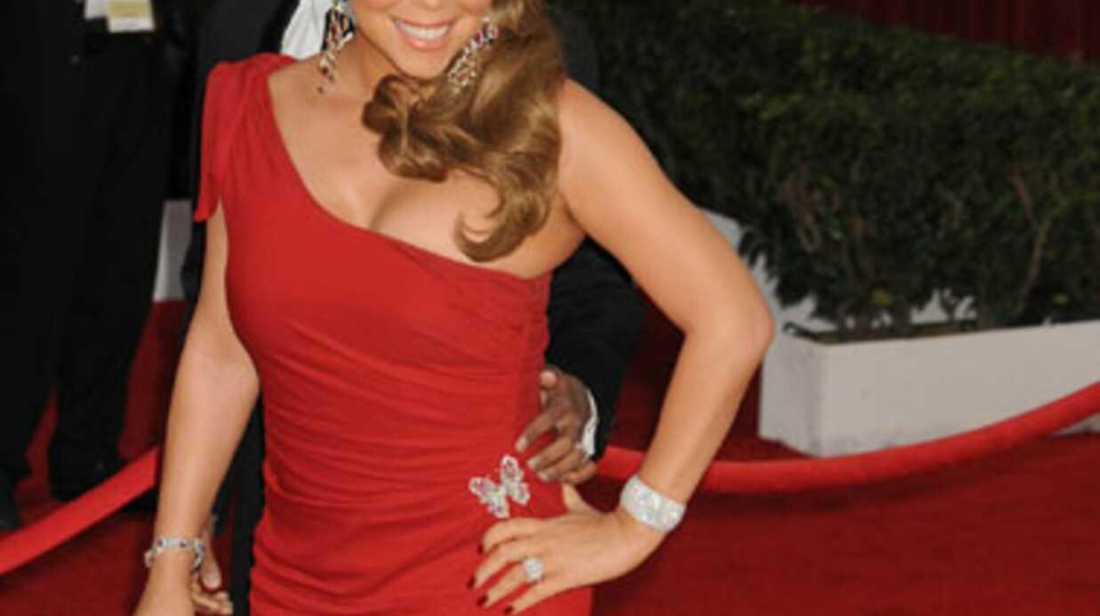 Mariah Carey perd du poids en courant avec ses chiens