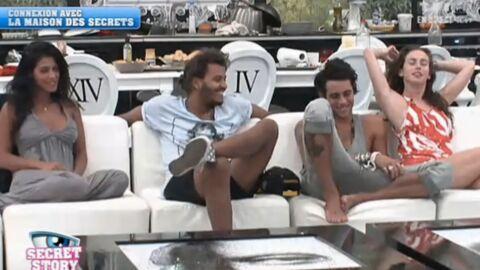 Secret Story 5: Ayem, Juliette, Simon, Daniel sur la sellette!