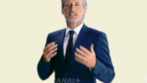 VIDEO Antoine de Caunes: sa bande-annonce de la rentrée du Grand Journal est… bizarre