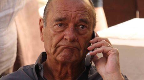 Jacques Chirac a passé un mauvais été à cause de Bernadette