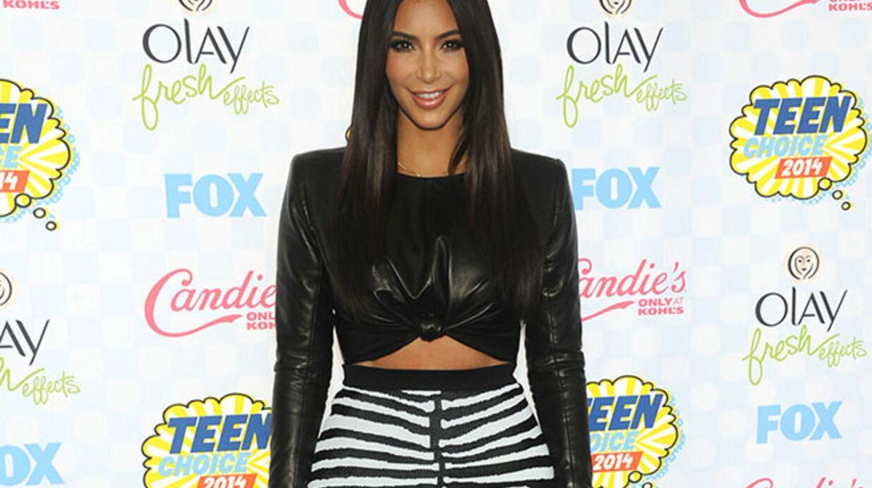 PHOTO Kim Kardashian dévoile son secret minceur