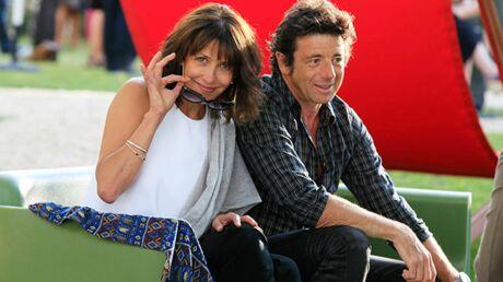 PHOTOS Patrick Bruel et Sophie Marceau très complices au festival d'Angoulême