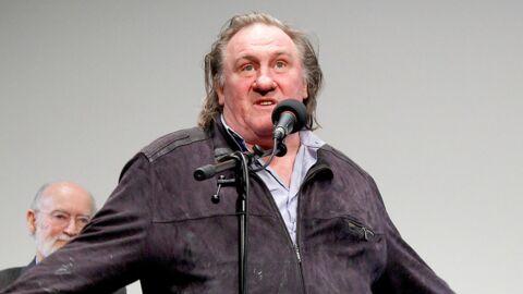 Gérard Depardieu annule un spectacle en Suisse pour éviter les polémiques