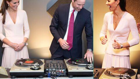 PHOTOS Kate Middleton et le prince William rois des platines