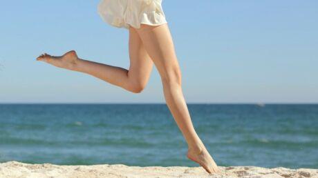 De jolies jambes pour cet été!