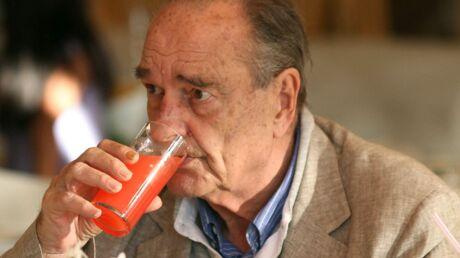 Jacques Chirac: un quotidien très cadré, des soirées un peu tristes