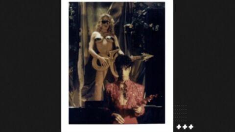 Ophélie Winter dévoile une photo inédite de Prince!