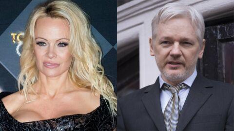 Pamela Anderson évoque sa relation compliquée avec Julian Assange