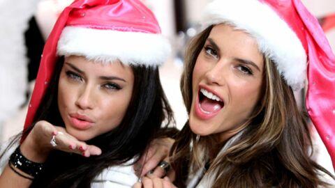 DIAPO Le Noël super sexy des célébrités