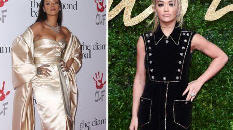 Rita Ora: Rihanna lui aurait mis des bâtons dans les roues pour étouffer sa carrière