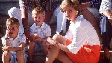 «William adore son petit frère»
