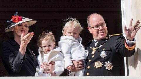 Albert et Charlène de Monaco dévoilent des photos inédites de Jacques et Gabriella pour Noël