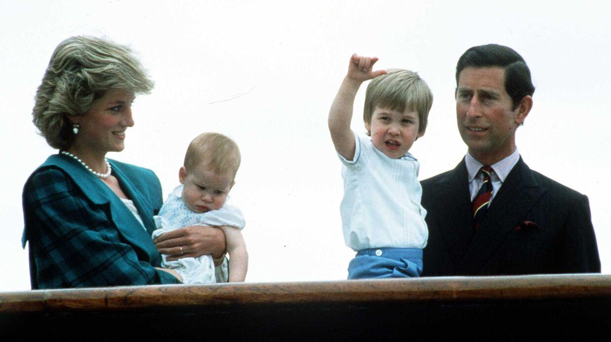 Prince William: sa réaction à la naissance de son frère Harry dévoilée dans une lettre de Lady Diana