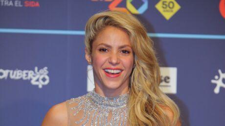 PHOTO Shakira poste un selfie sans make-up, elle est canon!