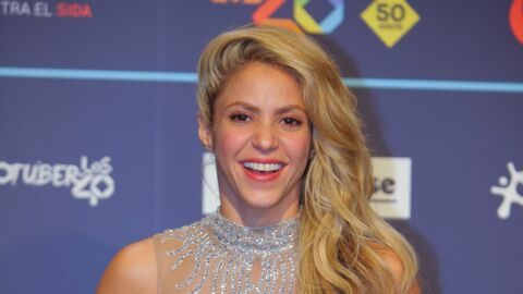 PHOTO Shakira poste un selfie sans make-up, elle est canon !