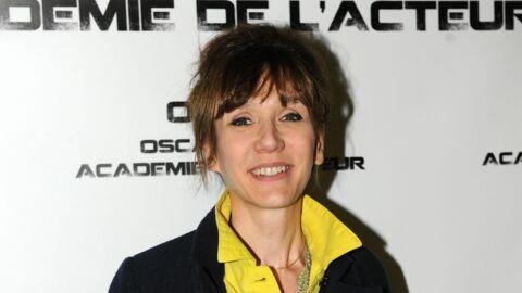Virginie Lemoine rend hommage à son frère qui s'est occupée d'elle à la mort de leur mère