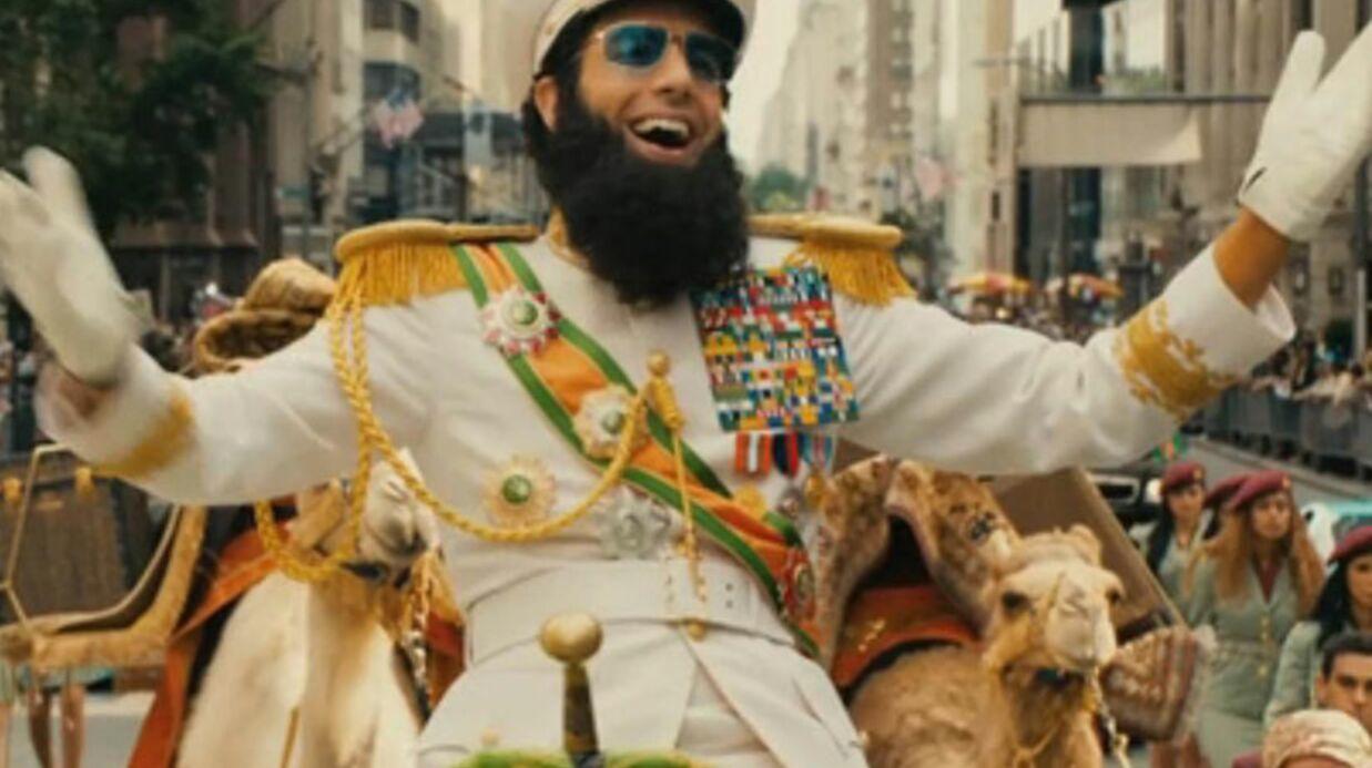 Sacha Baron Cohen (Borat) interdit d'Oscars!