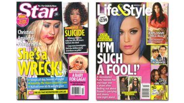 Aguilera déraille, Perry dépérit et Whitney…