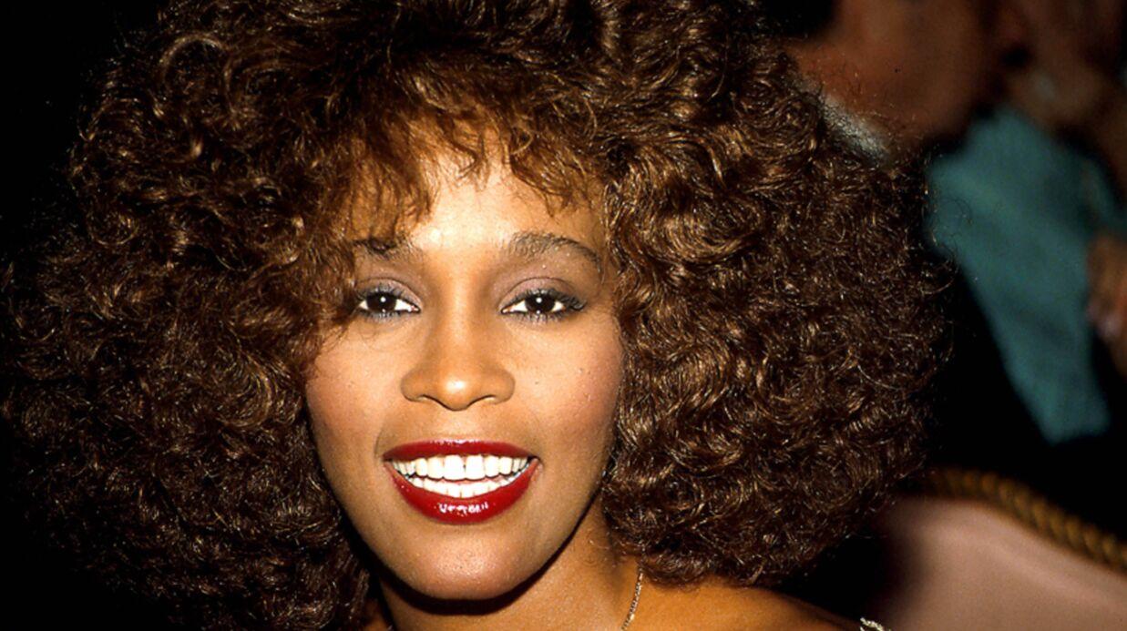 Une photo de Whitney Houston dans son cercueil en une d'un tabloïd