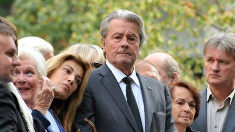 Alain Delon en guerre avec son fils