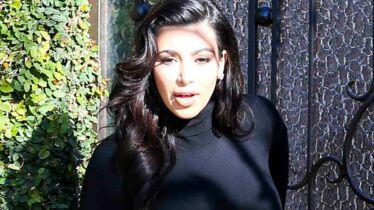 Nabilla émue aux larmes devant Kim Kardashian