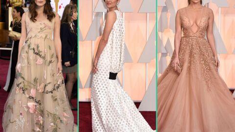 PHOTOS Marion Cotillard, Keira Knightley… superbe tapis rouge aux Oscars 2015