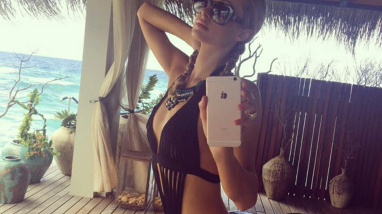 DIAPO Paris Hilton: en vacances au paradis, elle dévoile ses photos ultra sexy