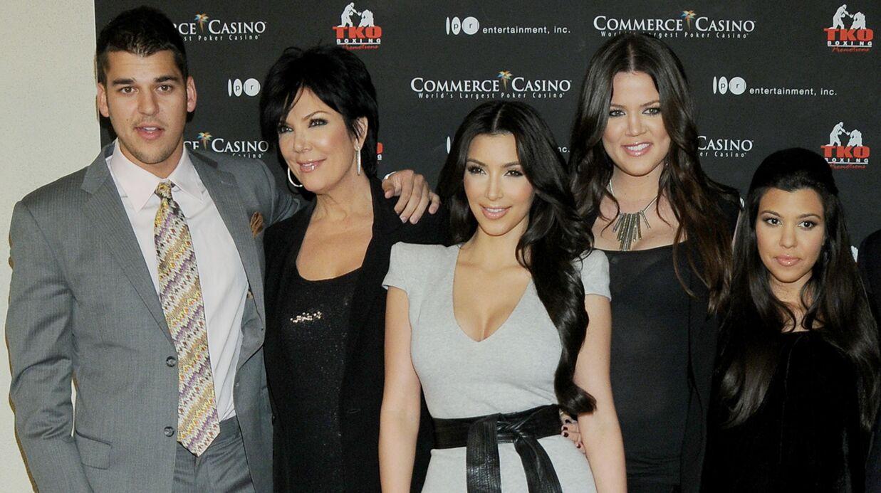 PHOTOS En hommage à Robert Kardashian, Kourtney, Kim et Kris Jenner ressortent des images vintage