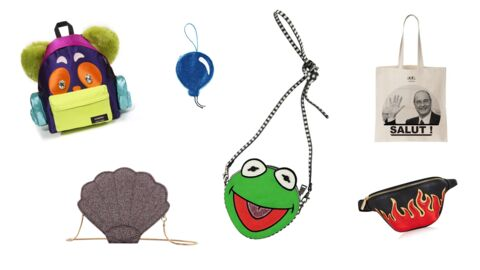 Shopping: les «lol bags», ces sacs décalés dont on est fans