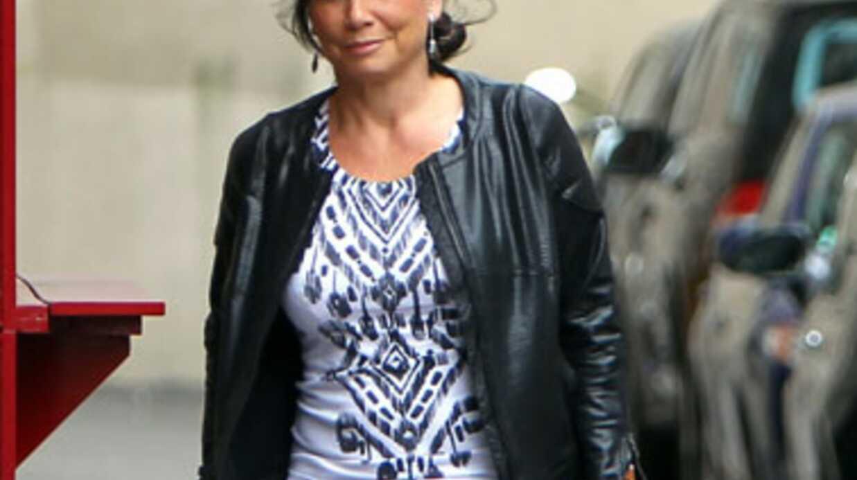 Anne Sinclair: à peine au HuffPo, déjà rattrapée par l'affaire DSK