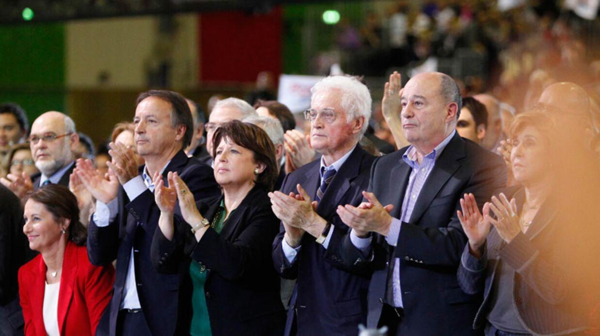 PHOTOS Les people au meeting de François Hollande