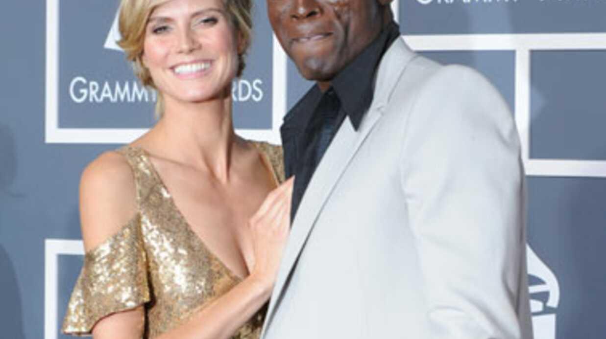 Heidi Klum et Seal officialisent leur séparation