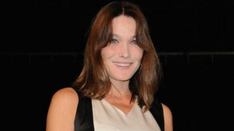 Carla Bruni: une tournée prévue à l'automne prochain