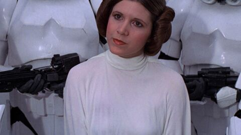 Star Wars 7 : Carrie Fisher, la princesse Leia, confirme son retour