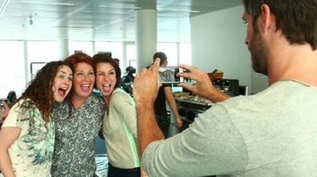 Véronique Genest partage les photos du dernier épisode de Julie Lescaut