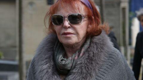 Régine inconsolable depuis la mort de son fils unique