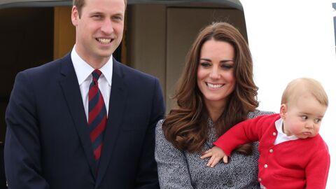 William, Kate et Baby George à l'île Moustique pour des vacances de rêve