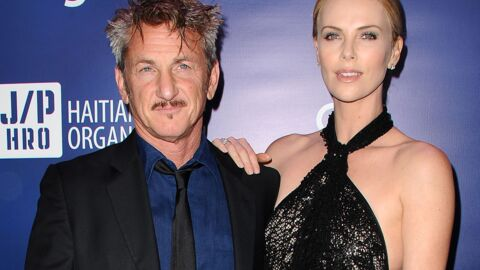 Sean Penn va adopter le fils de sa fiancée, Charlize Theron