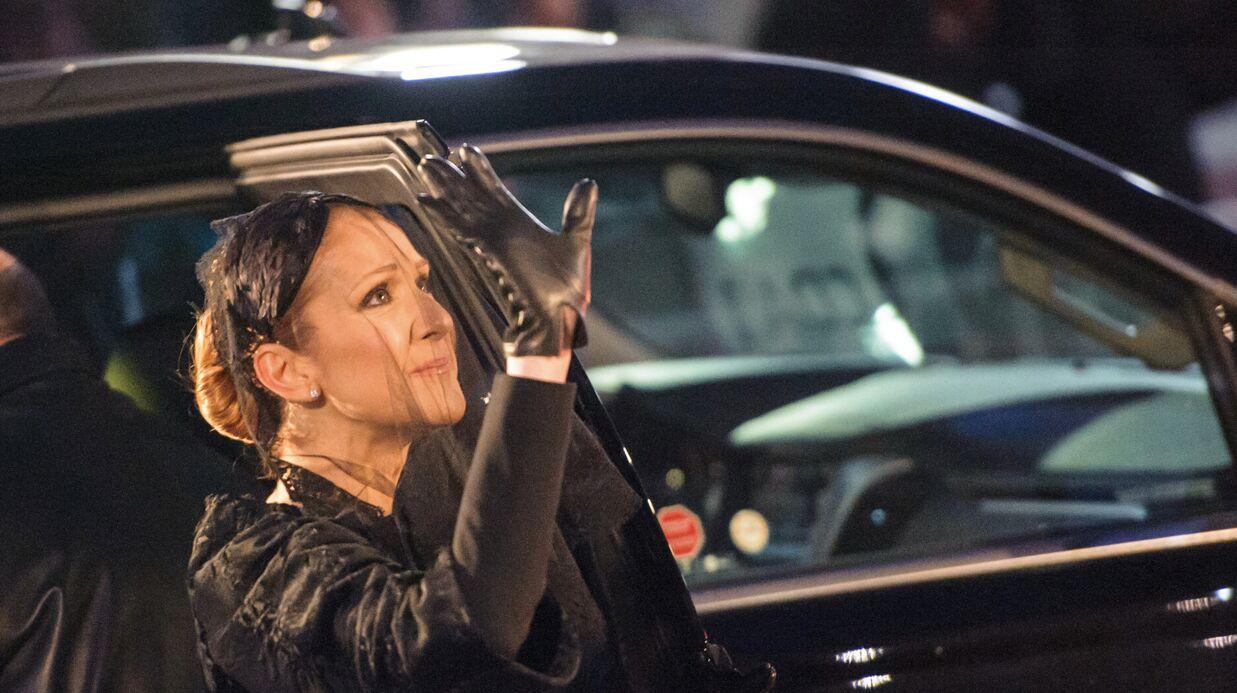 DIAPO Obsèques de René Angélil: qui étaient les personnalités présentes pour soutenir Céline Dion?