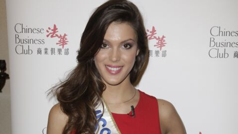 PHOTO Miss Univers : Iris Mittenaere lance un appel aux votes très sexy